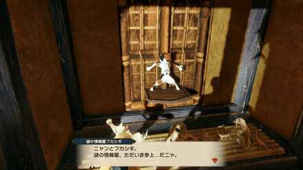 Monster Hunter Rise - Kamura Villager Fukashigi.jpeg