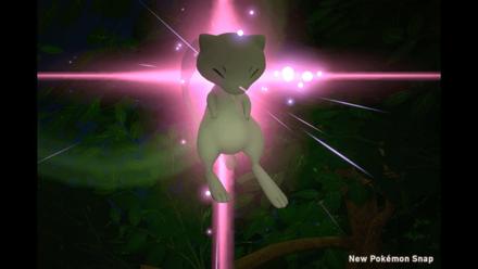 New Pokemon Snap - Mew Location
