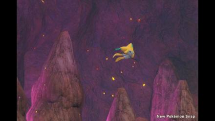 New Pokemon Snap - Jirachi Location