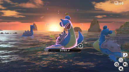 New Pokemon Snap - Manaphy Location Step 2