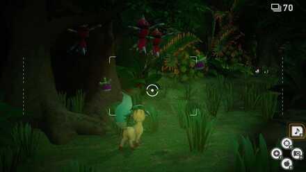 New Pokemon Snap Leafeon Swampert.jpg