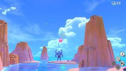 New Pokemon Snap Machamp Illumina Orb.jpg