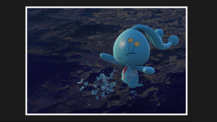 Manaphy 2 Star Photo