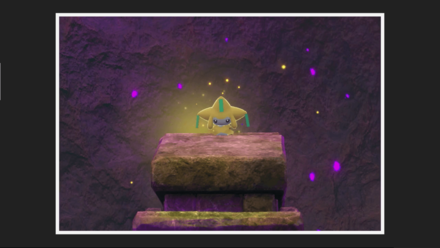 Jirachi 2 Star Photo
