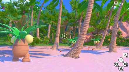 New Pokemon Snap Exeggutor Beach Request.jpeg