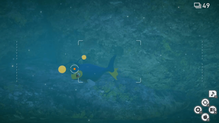 New Pokemon Snap - Lugia Location Step 2