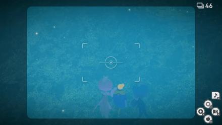New Pokemon Snap - Lugia Location Step 4