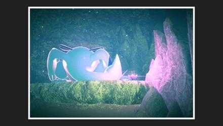 New Pokemon Snap - Lugia Location