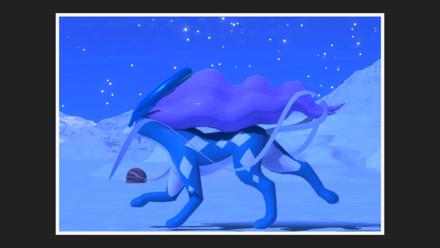 New Pokemon Snap - Suicune Location