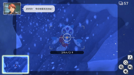 New Pokemon Snap - Suicune Location Step 3