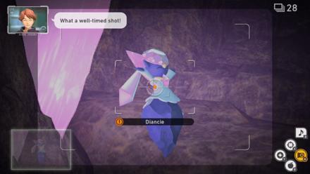New Pokemon Snap - Diancie 4 Star Step 3