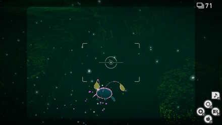 New Pokemon Snap Chinchou Sunlit Cave.jpeg