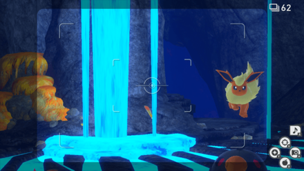 New Pokemon Snap - Ho-Oh 2 Star Step 6