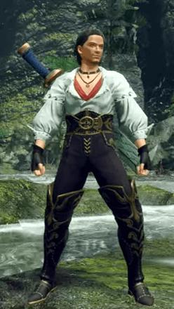 Swallow Layered Armor Set (Hunter)