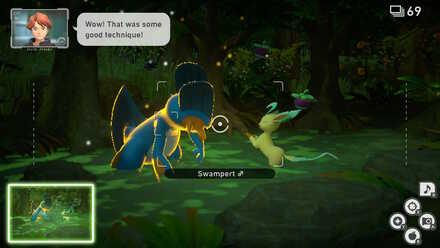 New Pokemon Snap Swampert Why So Still.jpg