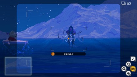 New Pokemon Snap - Suicune 1 Star Step 9
