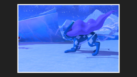 Suicune 3 Star Photo