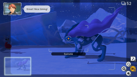 New Pokemon Snap - Suicune 3 Star Step 7