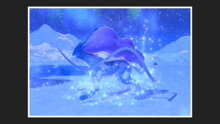 Suicune 4 Star Photo
