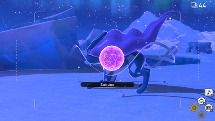 New Pokemon Snap - Suicune 2 Star Step 7