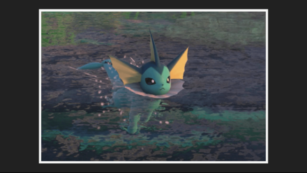 Vaporeon 1 Star Photo