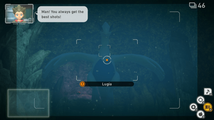 New Pokemon Snap - Lugia 3 Star Step 8