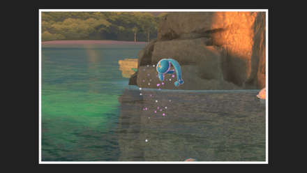 Manaphy 4 Star Photo