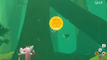 New Pokemon Snap - 4 Star Celebi Step 1