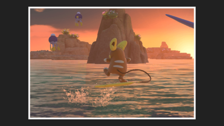 New Pokemon Snap - Practice Makes Perfect Photo
