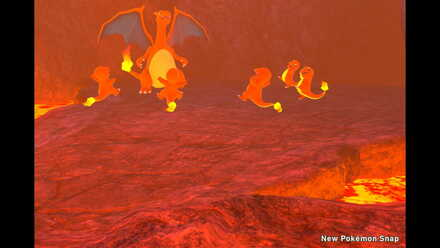 New Pokemon Snap Clear Volcanic Hide-and-Seek Request.jpg