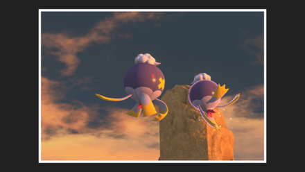 New Pokemon Snap - Drifting Drifblim Request Photo