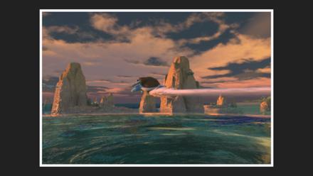 New Pokemon Snap - Whirlpool Blast Off Request Photo