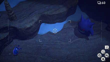 New Pokemon Snap Cave Gengar Croagunk.jpg