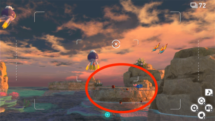 New Pokemon Snap - Mareanie