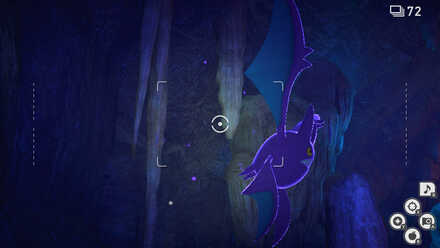 New Pokemon Snap - Cave Branching Route 3 Step 2