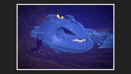 New Pokemon Snap - Steelix Takes a Breather Request Photo