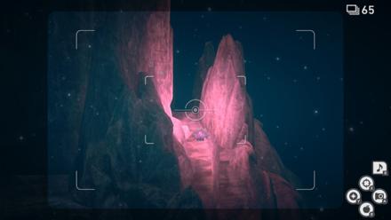New Pokemon Snap - Illumina Spot (Lental Seafloor) Crystabloom1