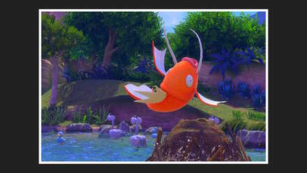 Magikarp 1 Star Photo