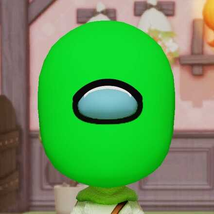 Miitopia Access Key Crewmate (Green)