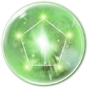 Green type Icon