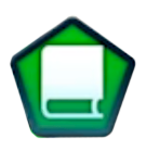 Green Tome Icon