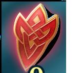 Great Scarlet Badge