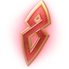 Scarlet Badge Icon