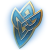 Great Azure Badge Icon