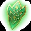 Great Verdant Badge